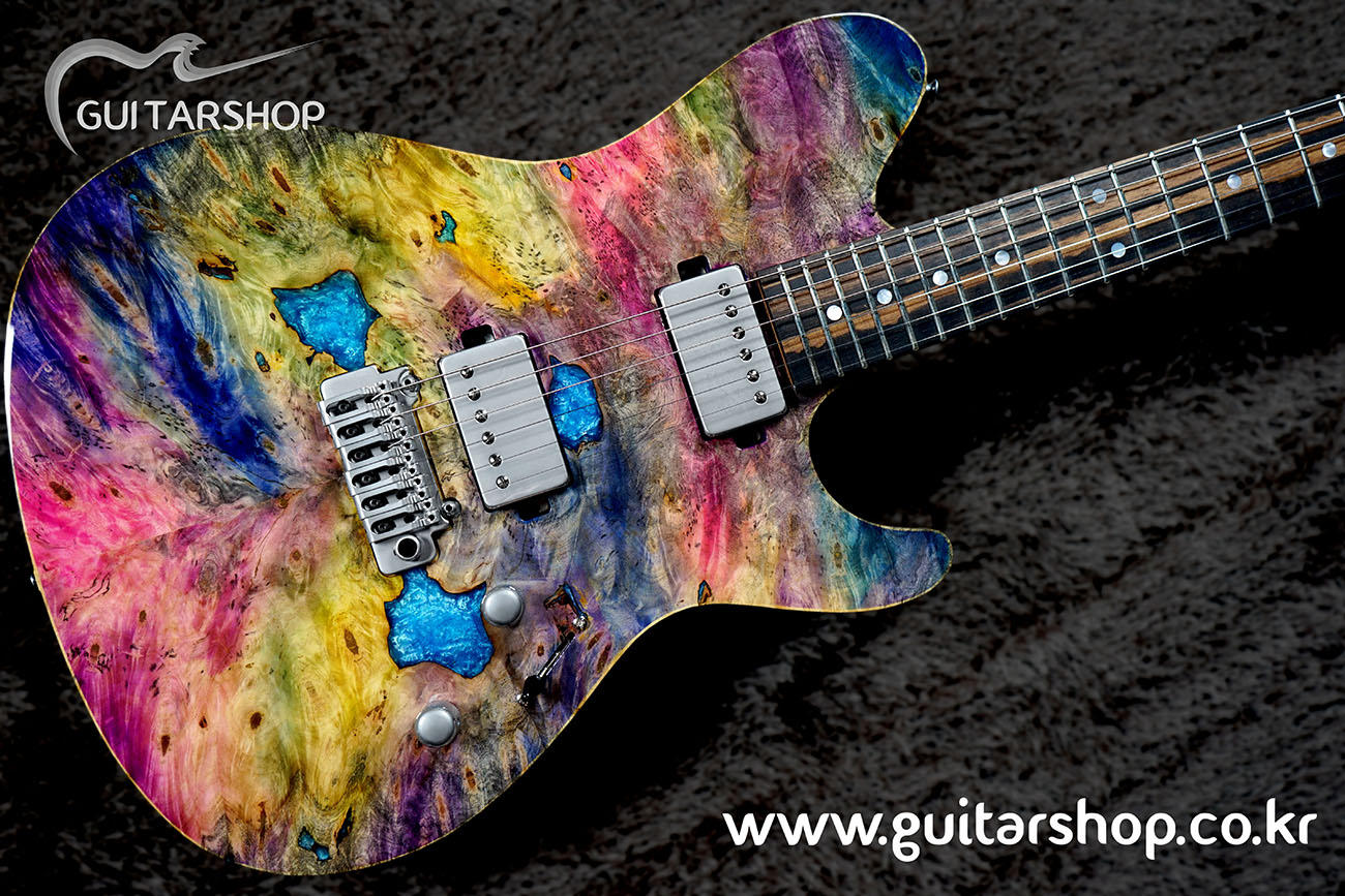 SUGI DS496WH-E (ITB Color) Luthier's Model-(기타샵 특주 Limited Edition)