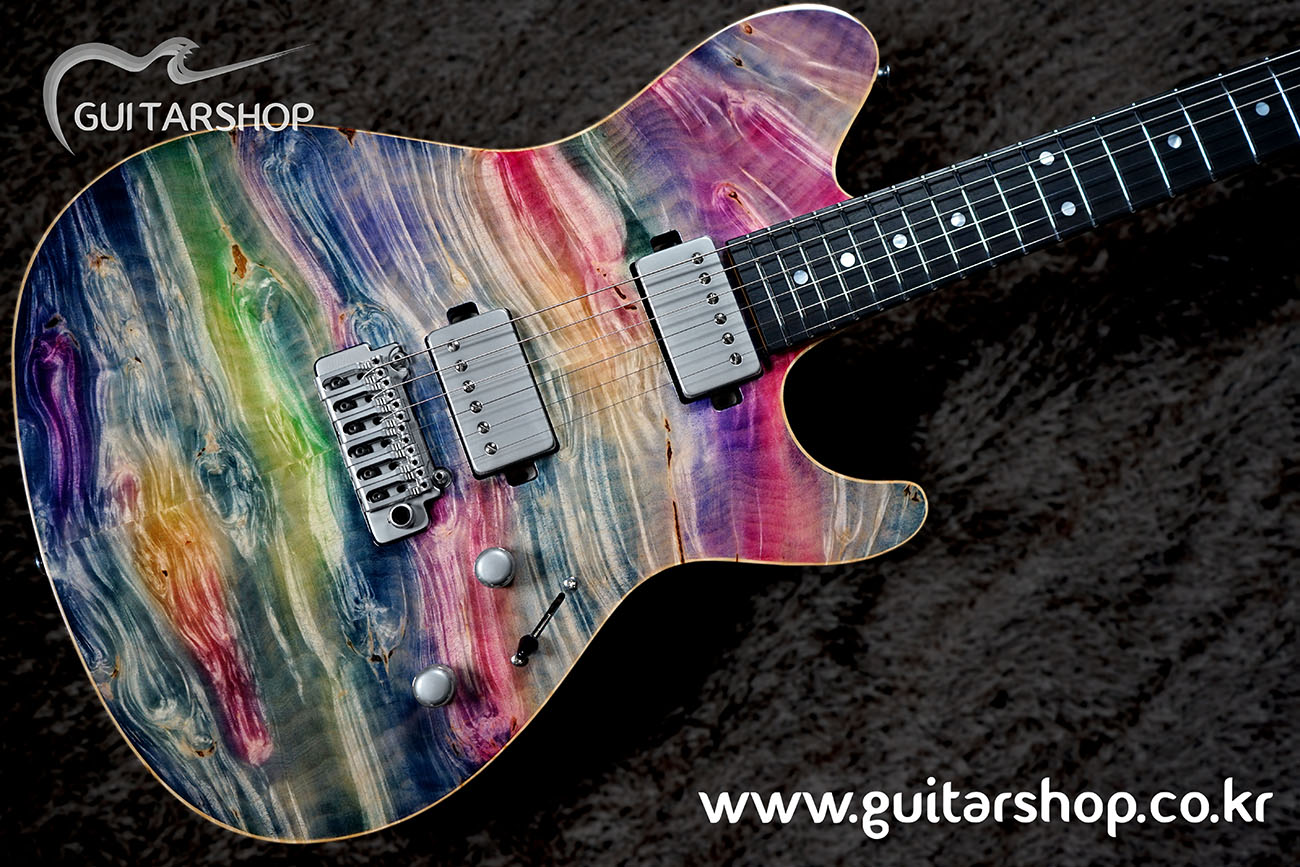 SUGI DS496E (XC Color) Luthier's Model-(기타샵 특주 Limited Edition)