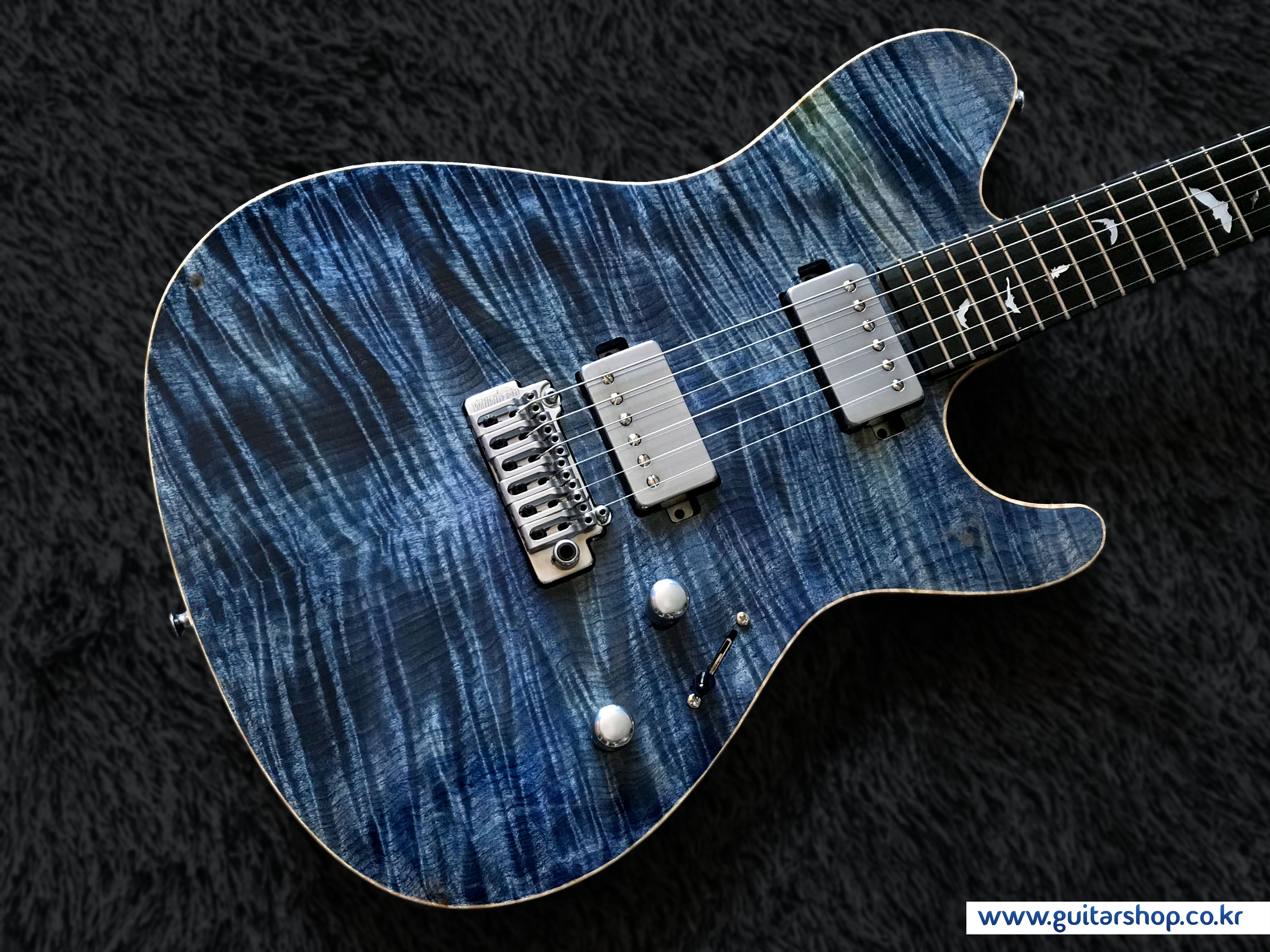 SUGI DS496R (PLB color) Luthier's Model (Limited Edition)
