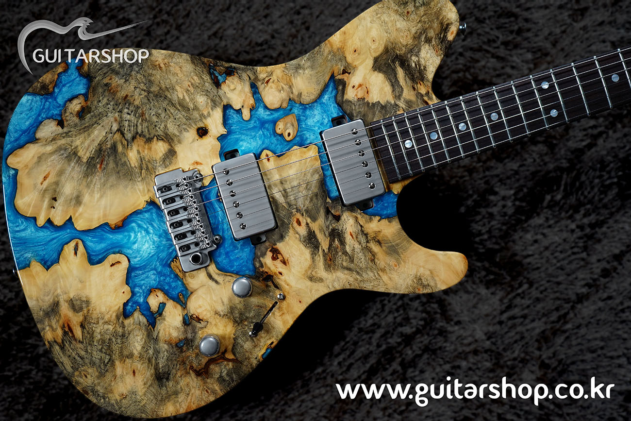 SUGI DS496MR (NAT Color) Luthier's Model-(기타샵 특주 Limited Edition)