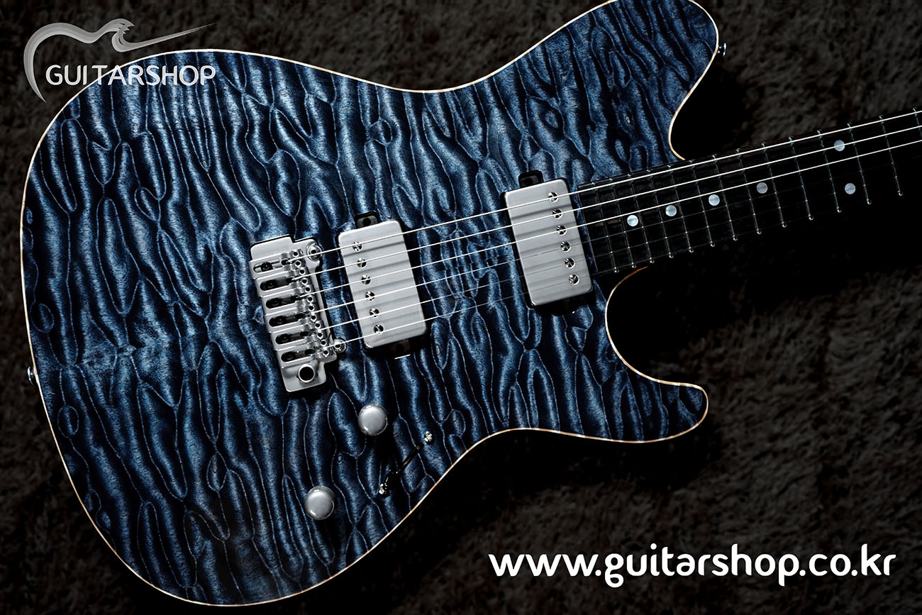 SUGI DS496E (XC 6A-Grade) Luthier's Model-(기타샵 특주 Limited Edition)